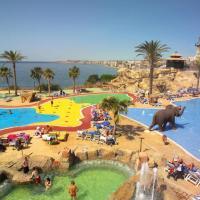 Hotel con parque acuático en Benalmadena