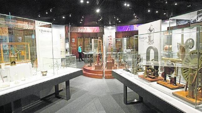 Museo Ciencia y Tecnologia de Madrid