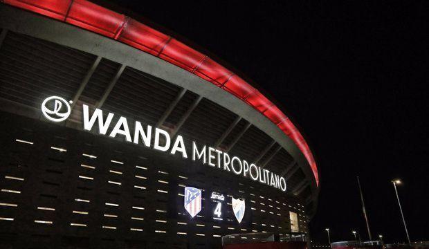 Visita al estadio Wanda Metropolitanoi