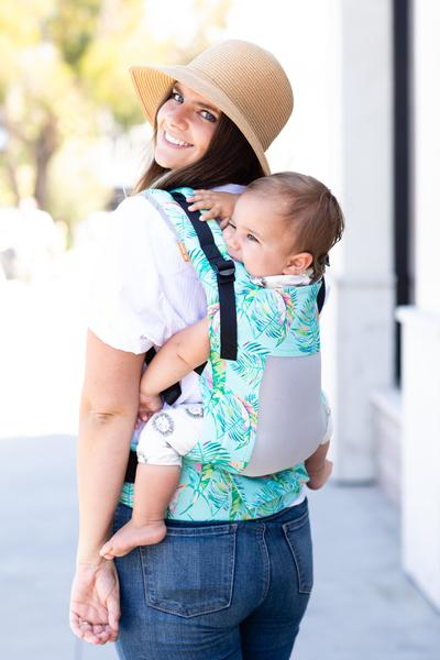 Tula Toddler Carrier Electric Leaves Coast Babywearing And You
