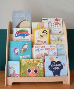 libreria frontale per bambini