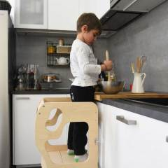 Learning Tower per cucinare