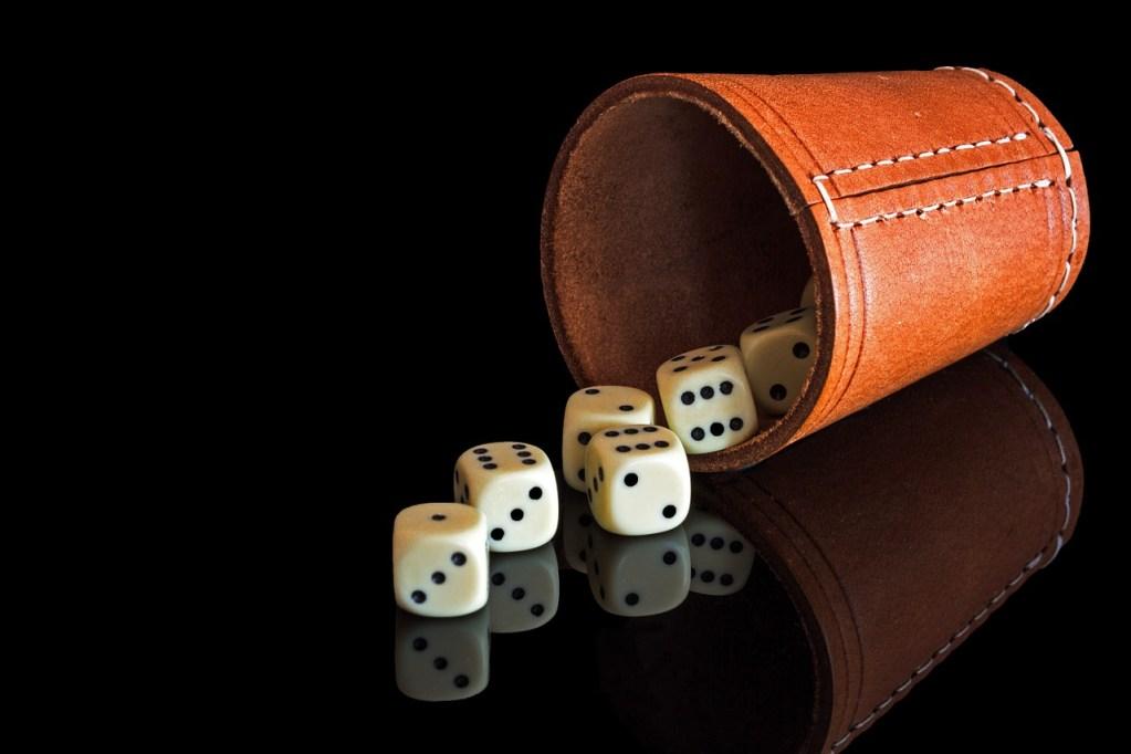 骰子的概率總論_計算