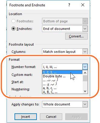 Cara Bikin Footnote : bikin, footnote, Membuat, Footnote, (Catatan, Kaki), Microsoft