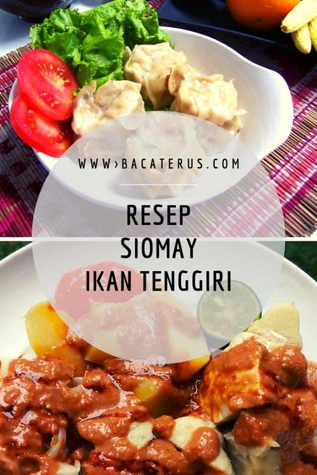 Cara Membuat Siomay Ikan Tongkol : membuat, siomay, tongkol, Resep, Siomay, Tenggiri, Spesial