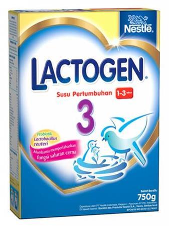 Susu Penggemuk Bayi : penggemuk, Penambah, Berat, Badan, Bagus