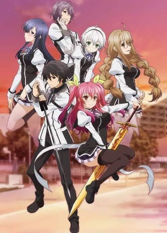 Anime Sihir Terbaik : anime, sihir, terbaik, Anime, Magic, School, Terbaik, Tentang, Kekuatan, Misterius