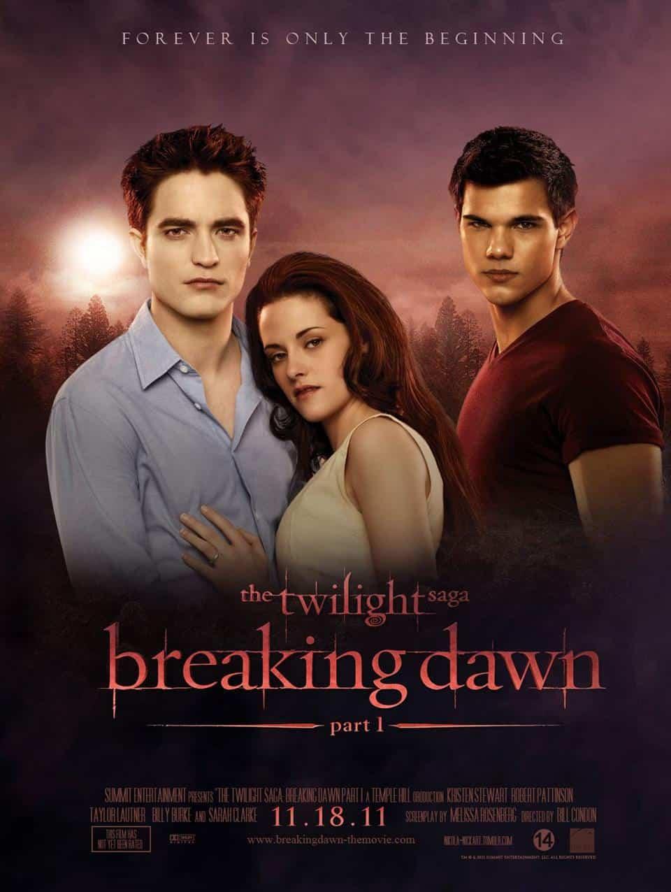 Urutan Film Twilight Yang Benar : urutan, twilight, benar, Inilah, Urutan, Benar, Menonton, Twilight, Saga!