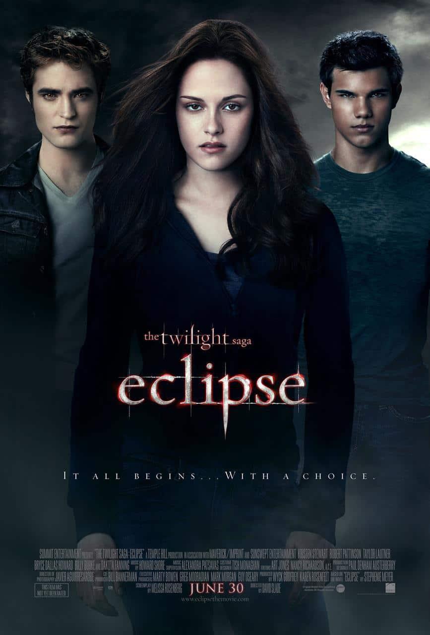 The Twilight Saga - vaxtkraft
