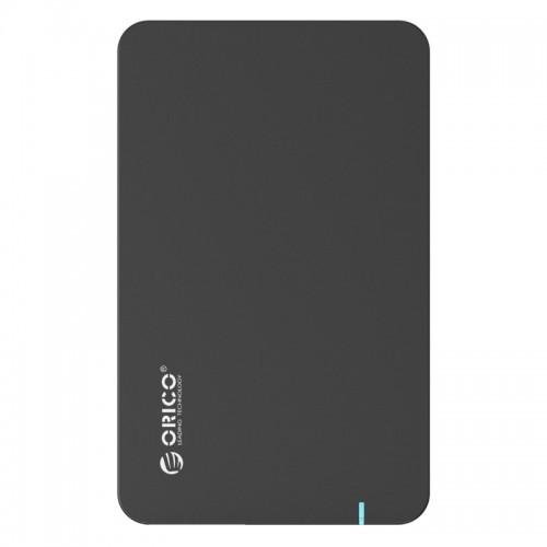 Orico 2569S3 2.5 USB 3.0 SATA HDD-SSD Enclosure Black