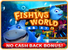 fishing world online