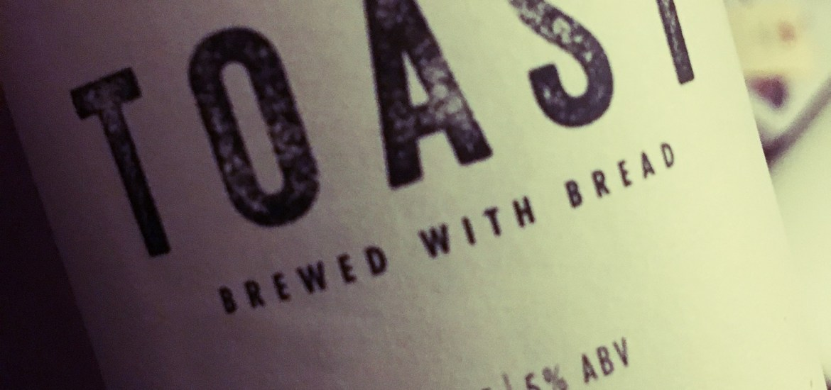 toast pale ale bread beer