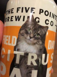 Meow Citrus Pale