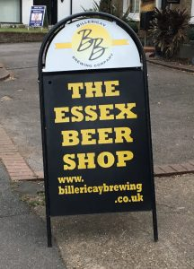 essex beer shop