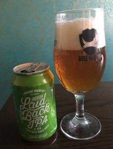 Laid Back Session IPA