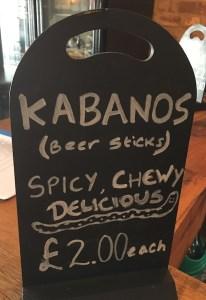Kabanos Beer Stick