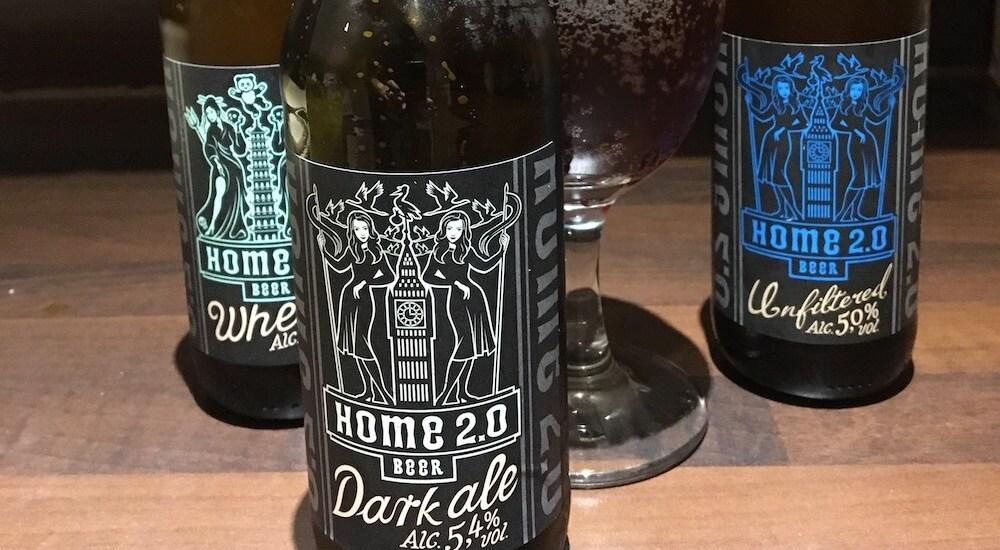 home beer tasting