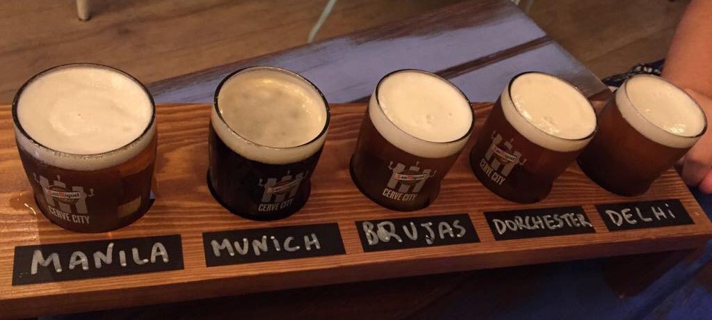 San Miguel Beer Paddle