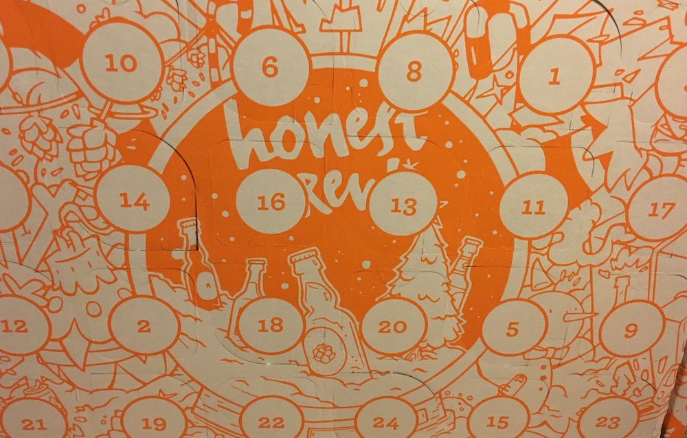 First Beer Advent Calendar