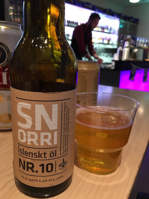 Snorri - A great Icelandic Ale