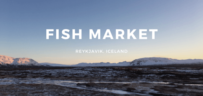 Fish Market Reykjavik