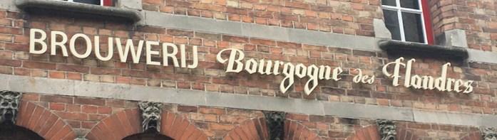 Brouwerij Bourgogne des Flandres in Bruges