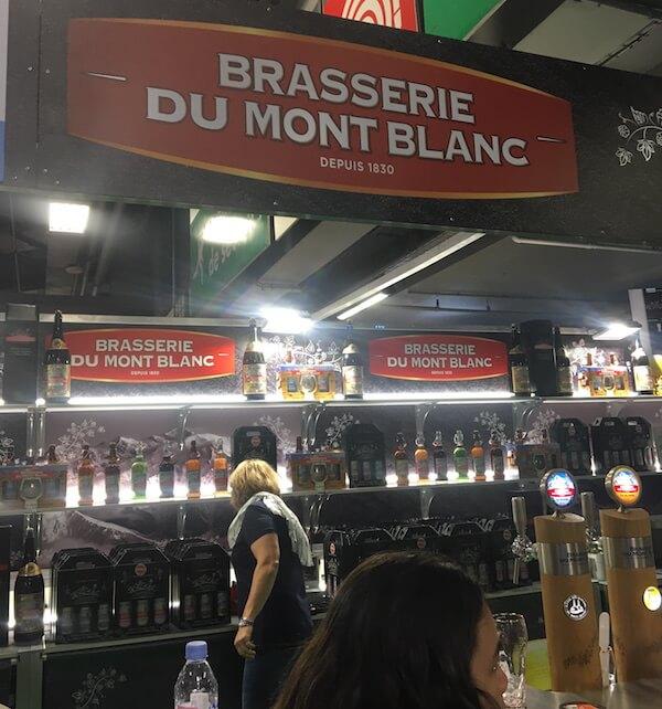 brasserie du mont blanc beers