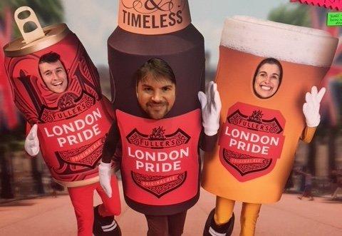 london marathon london pride