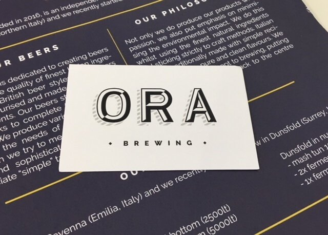 Ora Brewing Craft Beer Hour