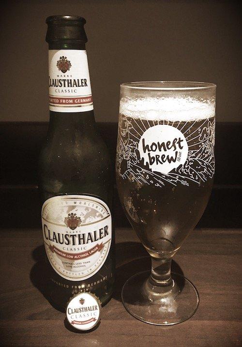 Clausthaler Premium Beer