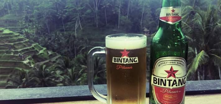 Bintang Beer of Bali