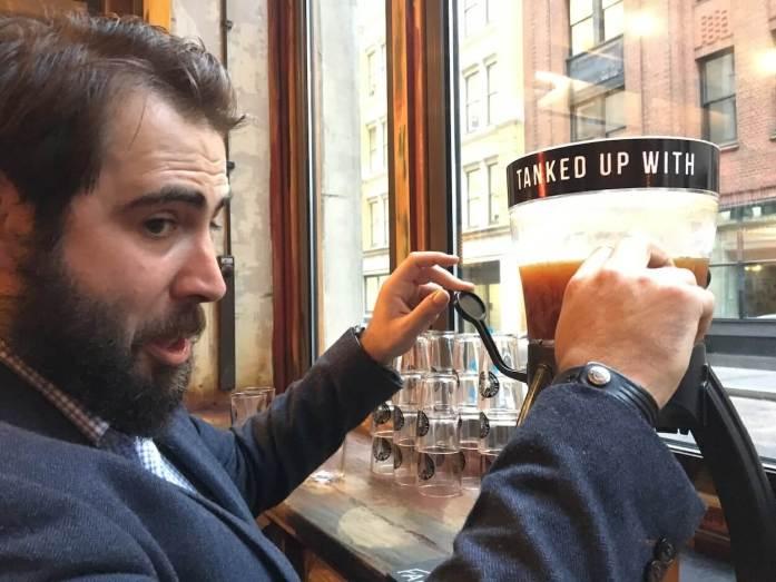 Long Arm Beer Sharer