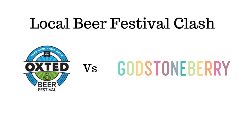 Oxted Godstoneberry Festival Clash