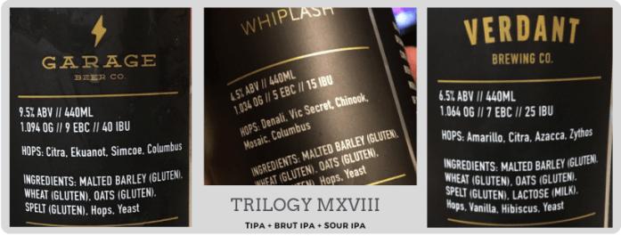 Trilogy MXVIII