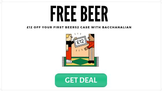 Free beer from Beer52!