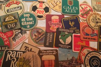 Beer Mat Collection