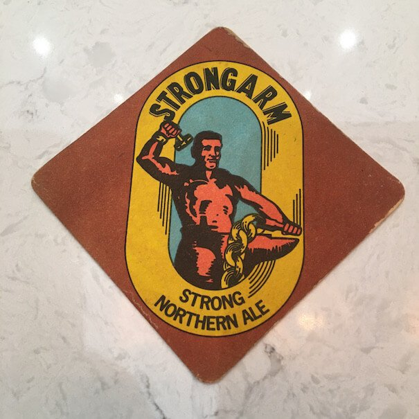 Strongarm Northern Ale