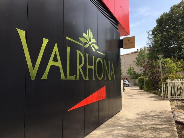 Valrhona, France