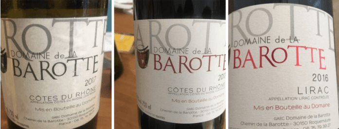 Cote de Rhone Wine Tasting