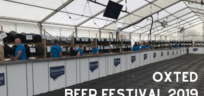 Oxted Beer Festival