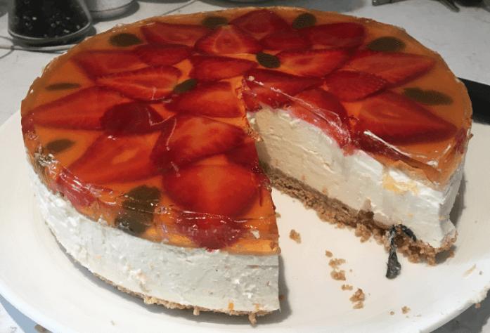 Pimm's Cheesecake Recipe