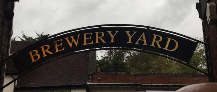 Brewery Yard in Reigate
