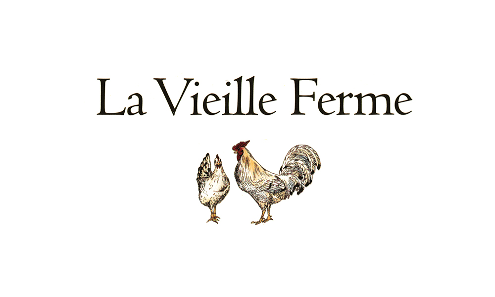 La Vieille Ferme logo