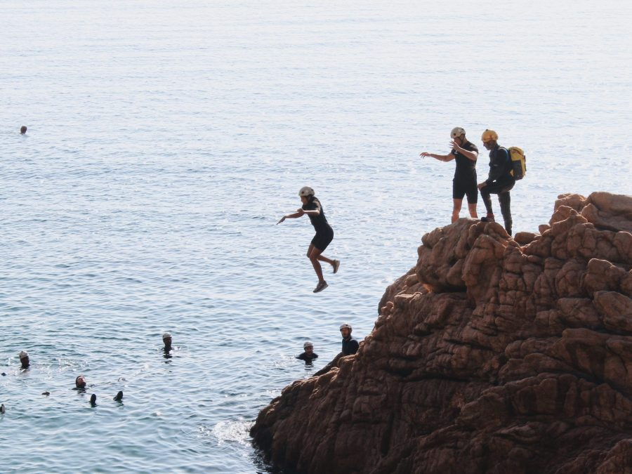 Bacchus Travel Business to Business Coasteering
