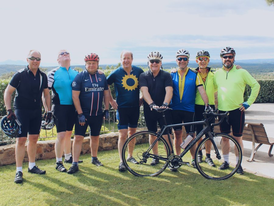 Bacchus Travel Business to Business Cycling
