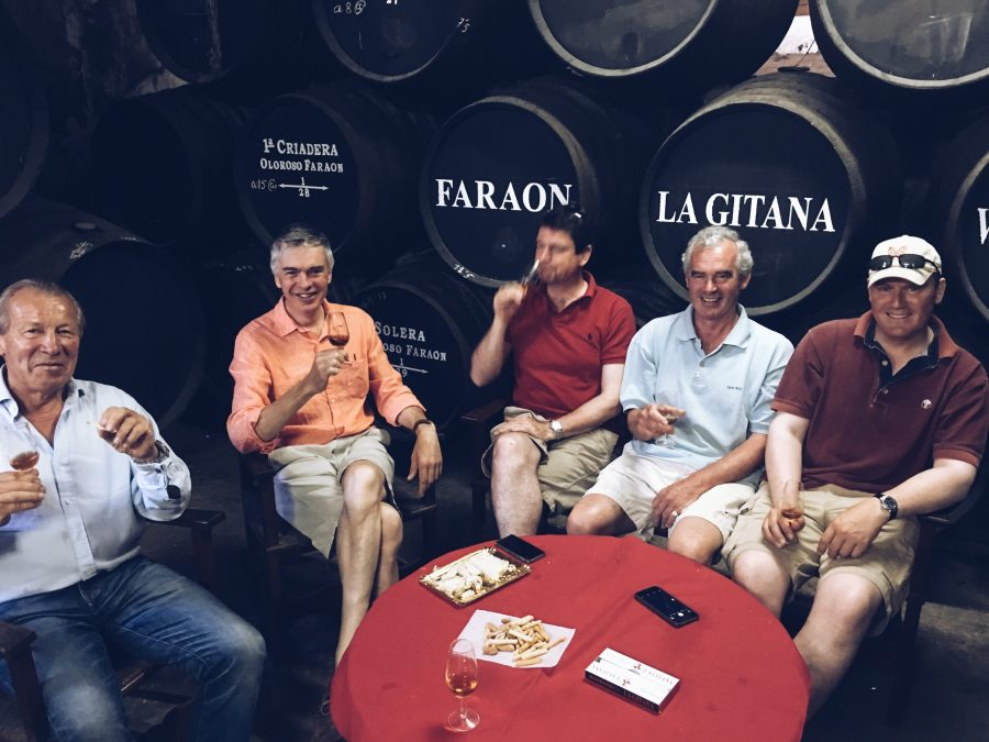 Bacchus Travel Business to Business Andalusia Sherry Triangle Bodega