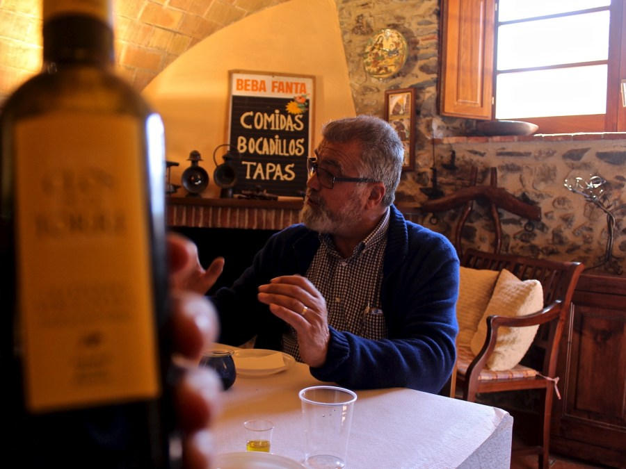 Bacchus Travel Catalonia Olive Oil