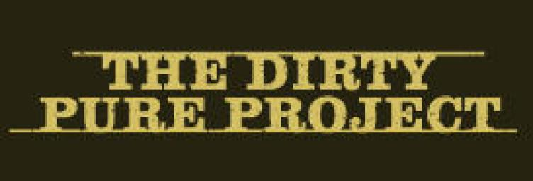 Dirty Pure logo rectangle