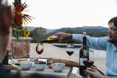 Ed Sbragia Wine
