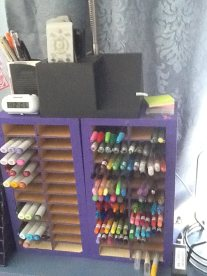 pen marker storage